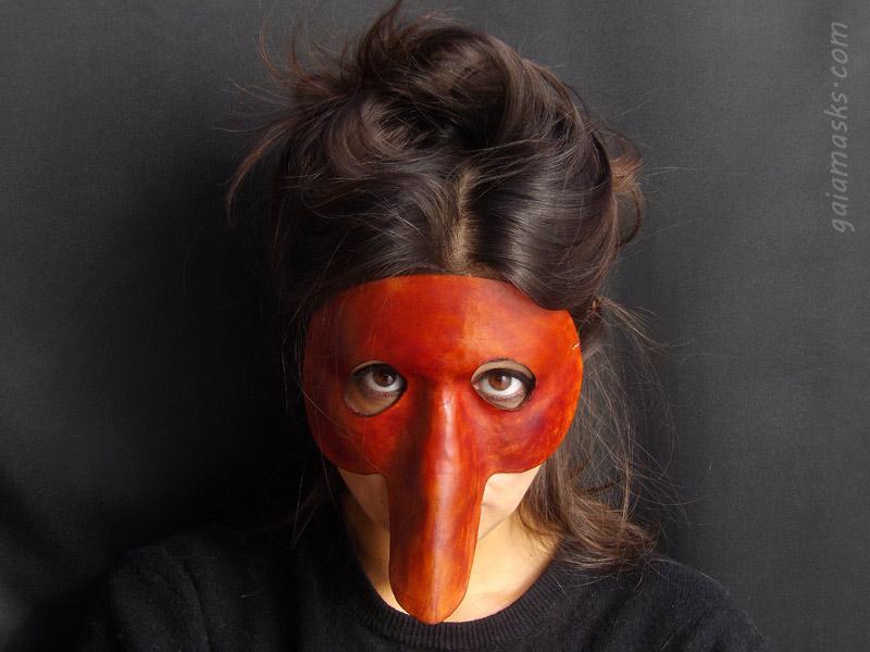 maschere di commedia dell'arte leggere: zanni