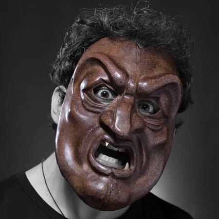 catalogo maschere: atellana