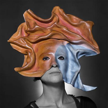 catalogo maschere: decorative