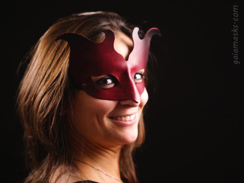 Diavoletta festa in maschera