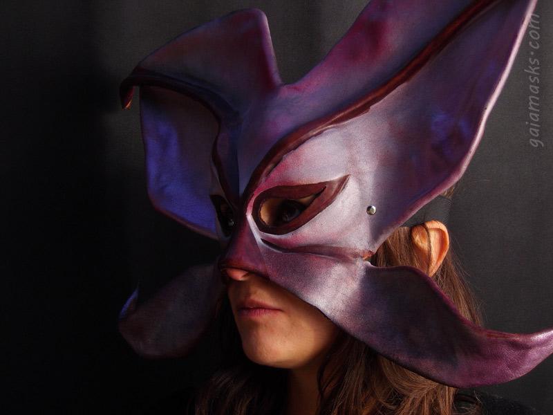 maschera decorativa farfalla