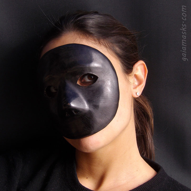Moretta maschera del carnevale di venezia