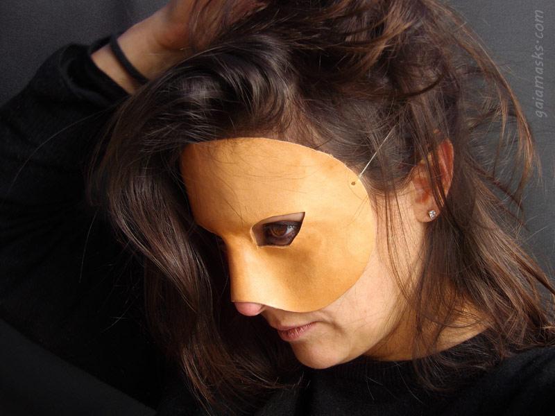 maschera neutra leggera di commedia
