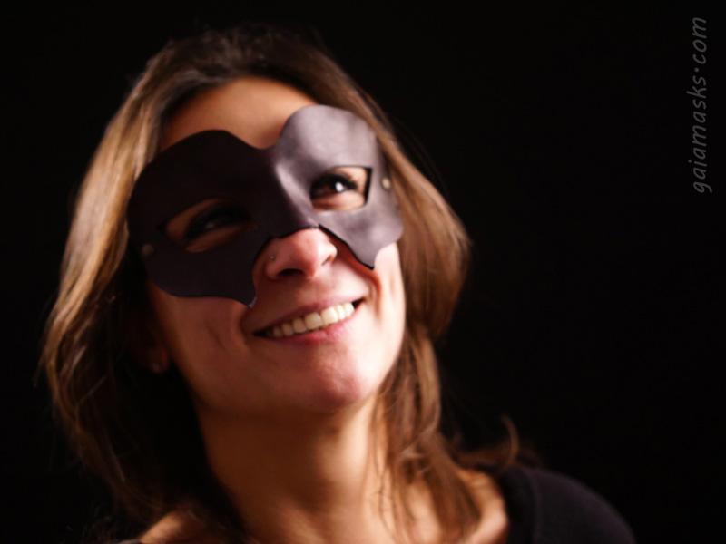 Ball Mask Riflessiva