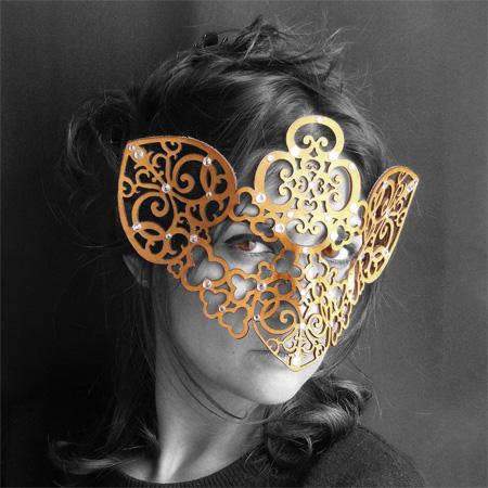 catalogo maschere: traforate