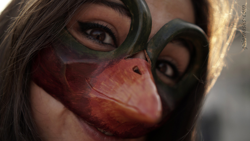 Maschera Uccello