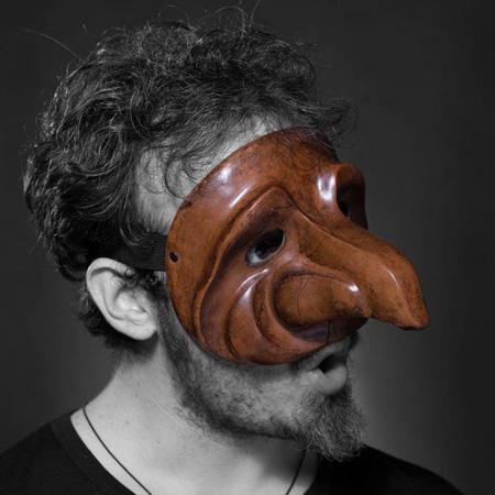 catalogo maschere: commedia dell'arte