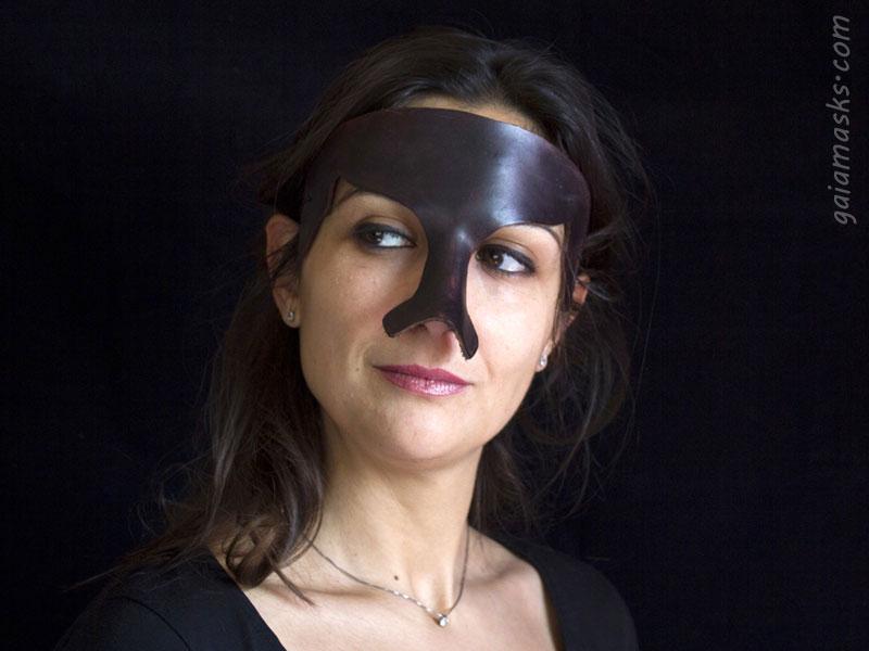 maschera del Dottore leggera