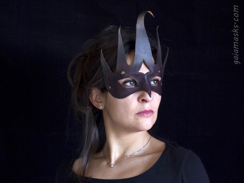 Re oro nero masquerade