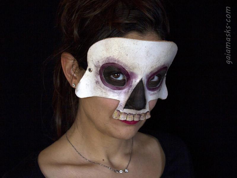 Teschio Umano di Halloween