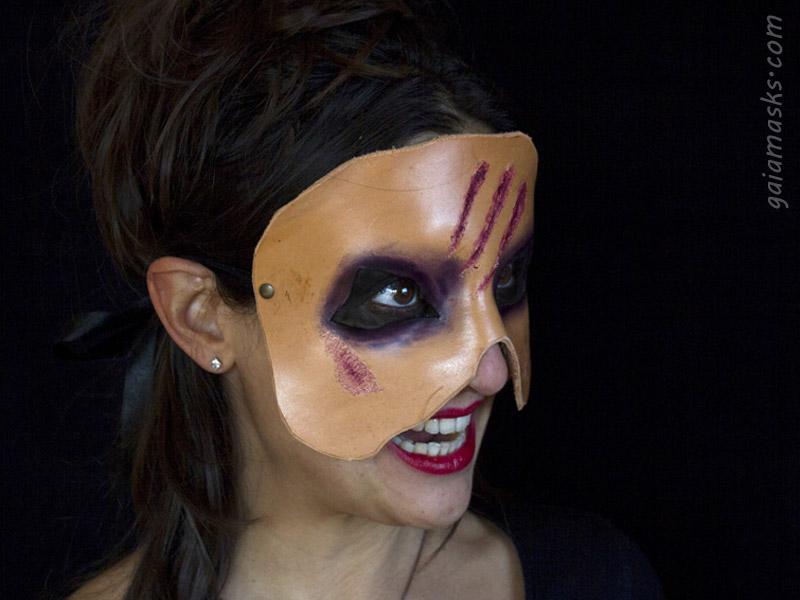 Maschera Zombie per Carnevale