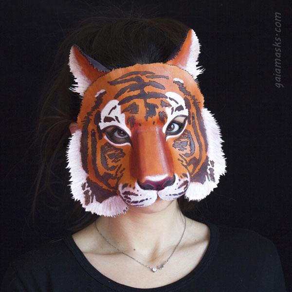 Maschera Tigre Cosplay