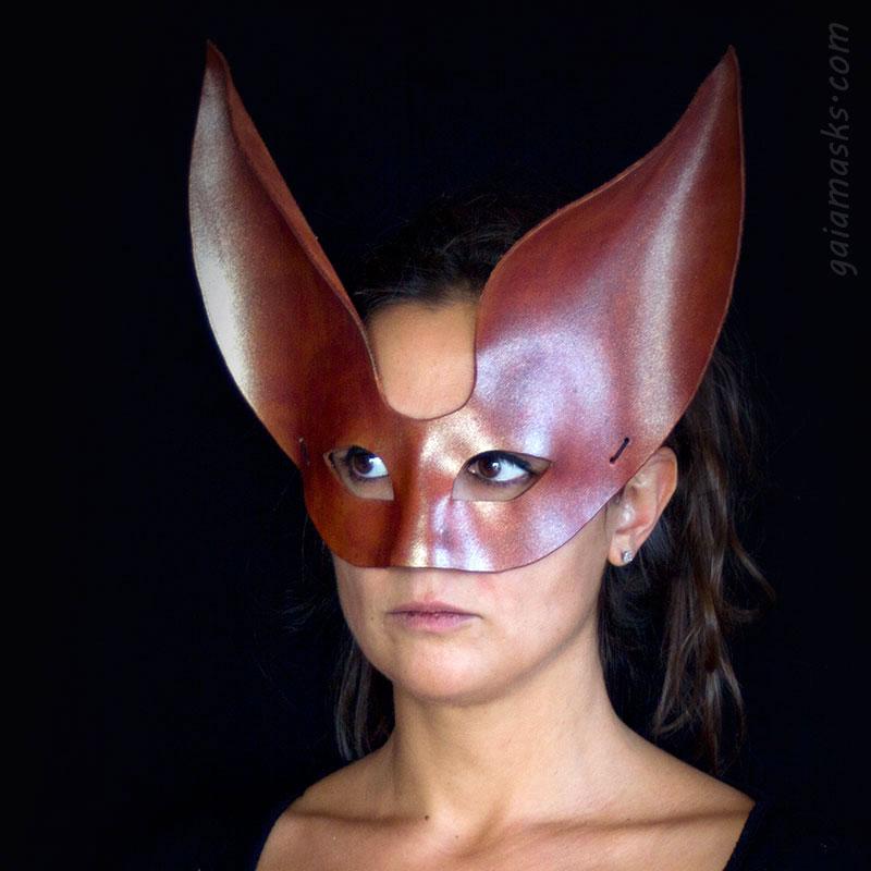 maschera di animale Coniglio