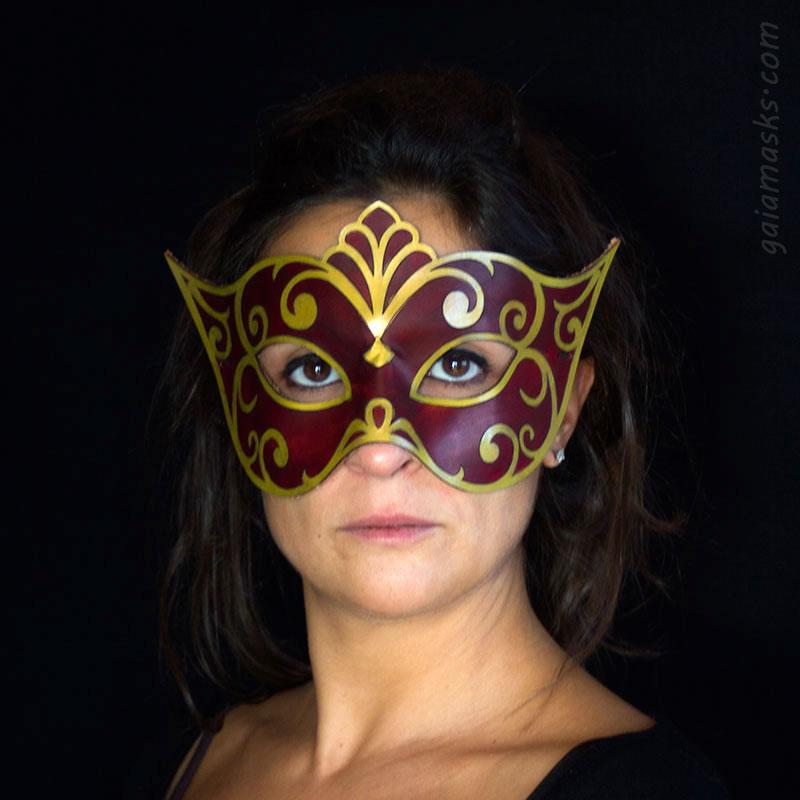 Veneziana ball mask
